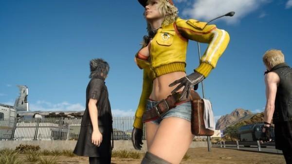 【捕鱼王】超正Coser神还原《最终幻想》里的女角Cidney 最强Cidney Cosplay