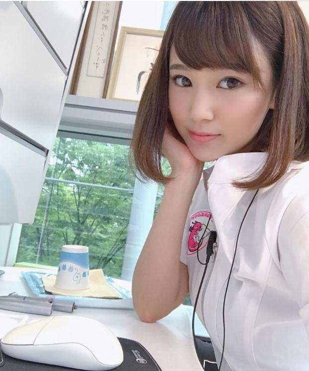 【捕鱼王】日本最美牙医西原爱夏 颜值爆表的软萌美女
