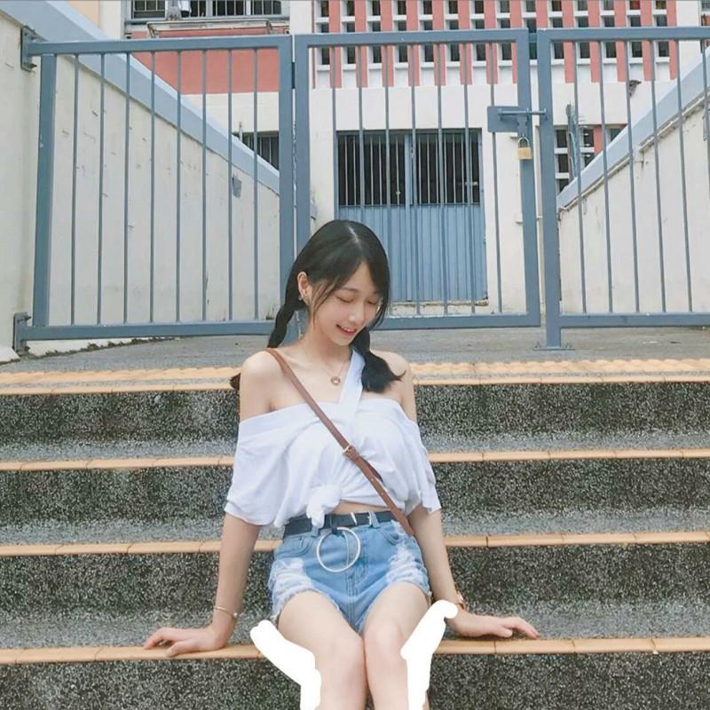 【捕鱼王】香港地铁清新正妹Coco wong 15岁火辣身材惊呆网友