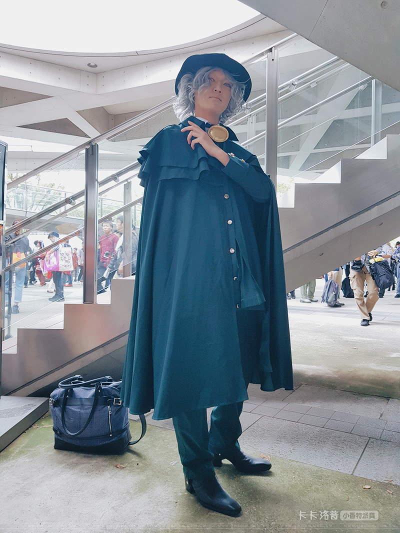 【捕鱼王】2018东京电玩展场内外Cosplay 精彩Cosplay图集不可错过