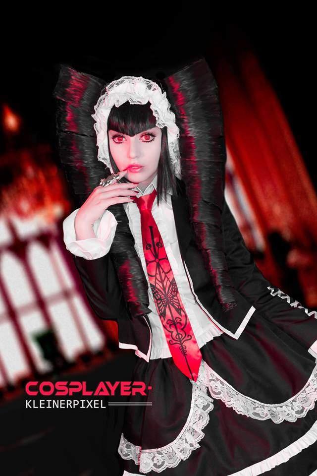 【捕鱼王】玩家Cosplay动漫人物角色妆容 分享Cosplay彩妆教学