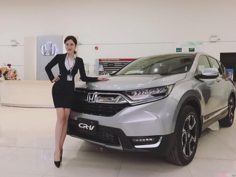 【捕鱼王】越南HONDA女销售员身材诱人 正妹卖车令人无法看车