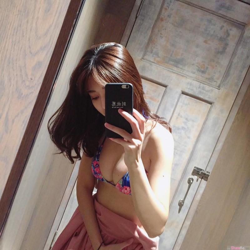 【捕鱼王】正妹空姐黄姵涵晒试穿比基尼照 性感火辣身材引发网友暴动
