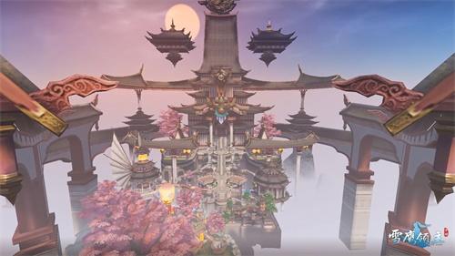 【捕鱼王】全新昼夜 浪漫交替《雪鹰领主》手游新版本邀您共赏春光!