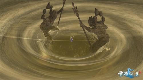 【捕鱼王】上古风神降临!速来《雪鹰领主》手游组队开荒吧!