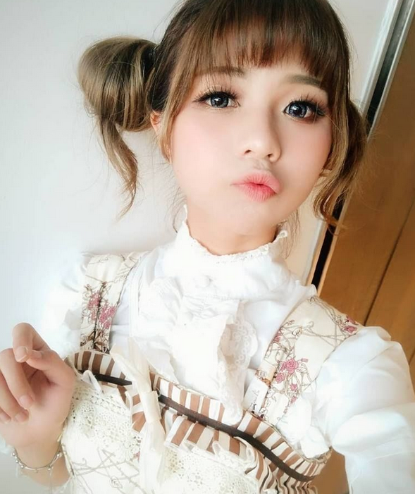 【捕鱼王】女学生正妹小米恩Mina 童颜巨乳令人招架不住