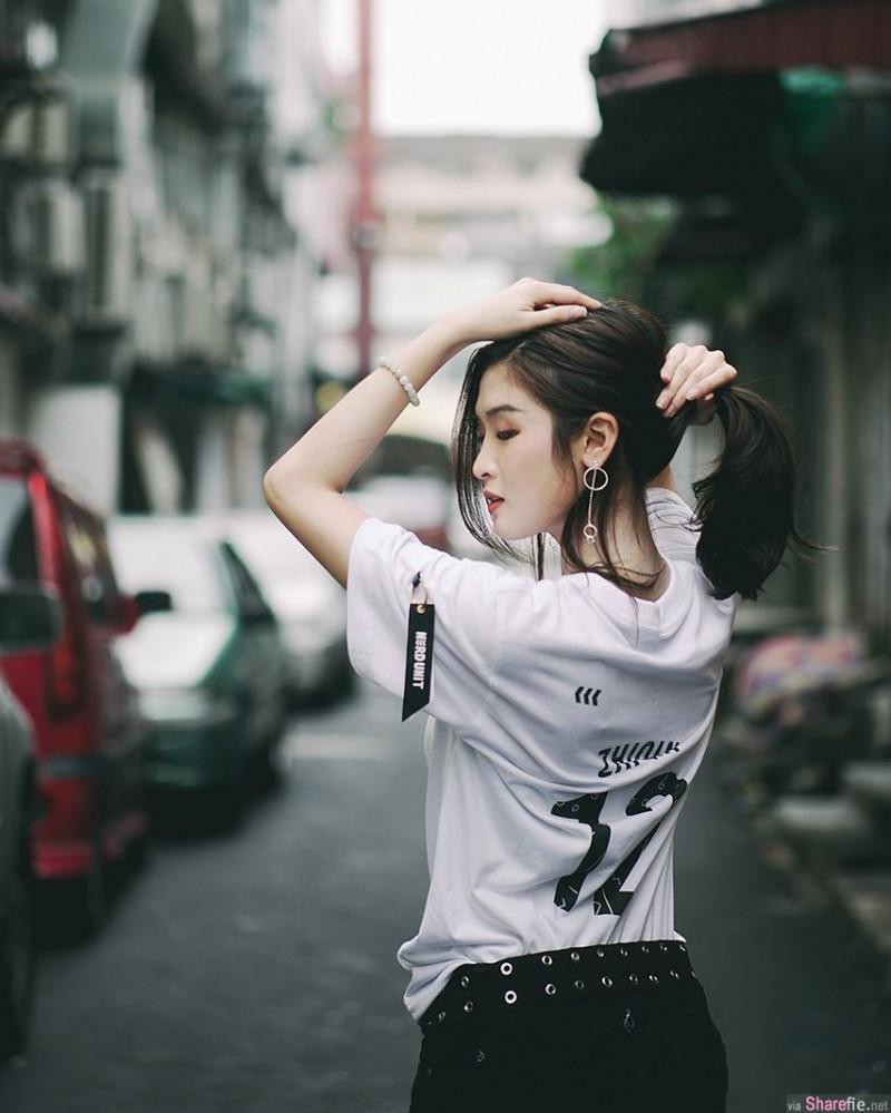 【捕鱼王】学生正妹芷芩好身材藏不住 甜美气质像邻家小女孩