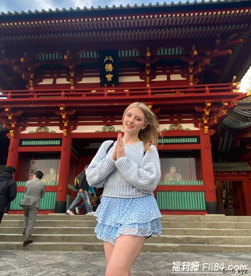 【捕鱼王】Melody Marks推特天天送福利,还对日本文化赞不绝口!