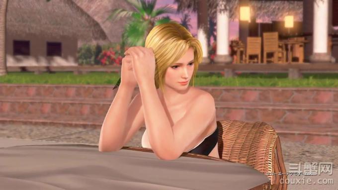 【捕鱼王】《死或生:沙滩排球3》岛主模式介绍 偷看妹子换衣