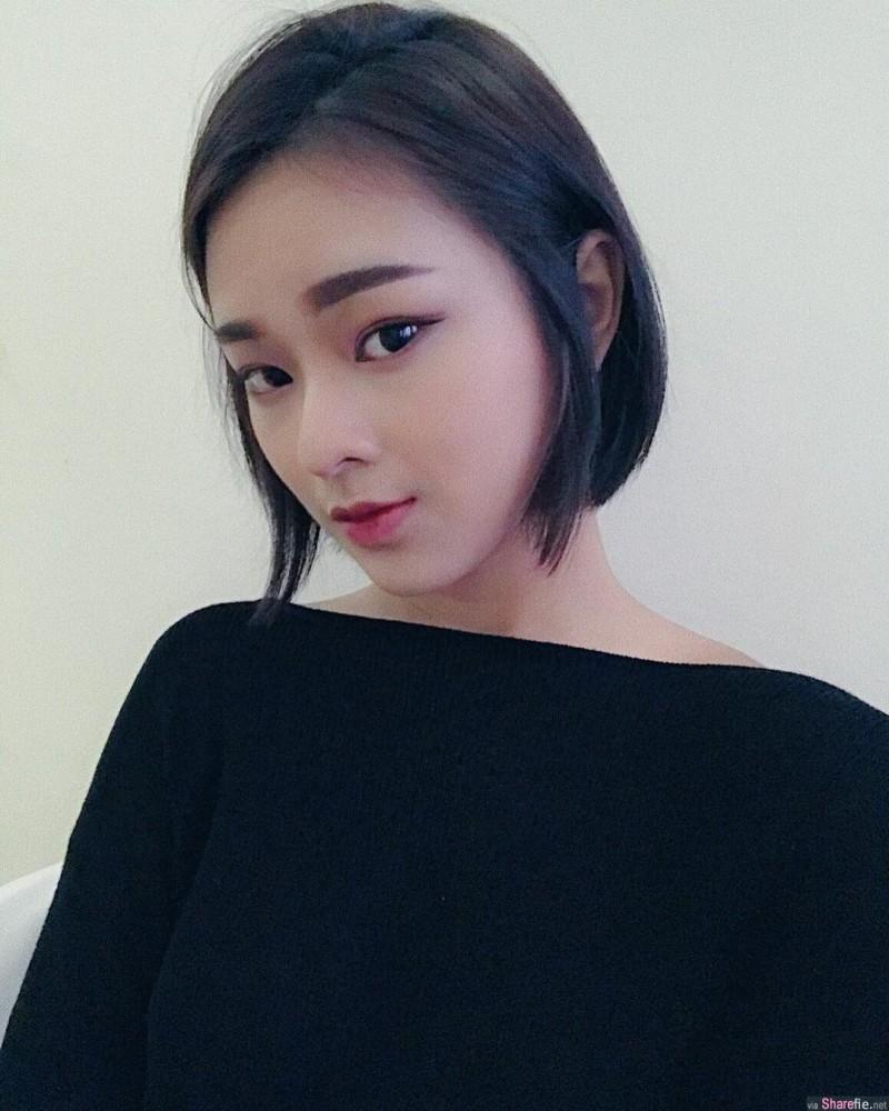【捕鱼王】气质正妹陈惠婵Coco Tan 性感迷人双眼会发电