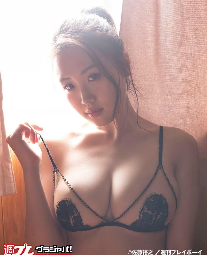 【捕鱼王】性感舞娘Haruka 斜肩包卡出诱人胸型令人窒息