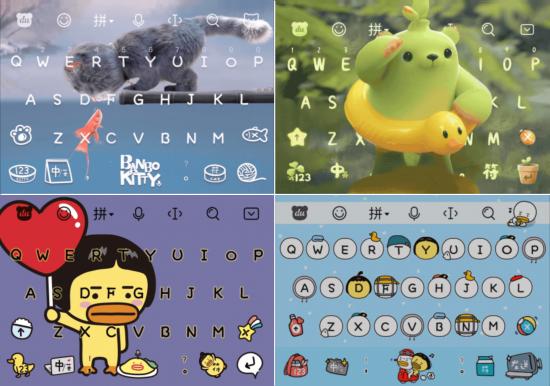 【捕鱼王】人气动漫IP集结百度输入法 打造多元化内容生态
