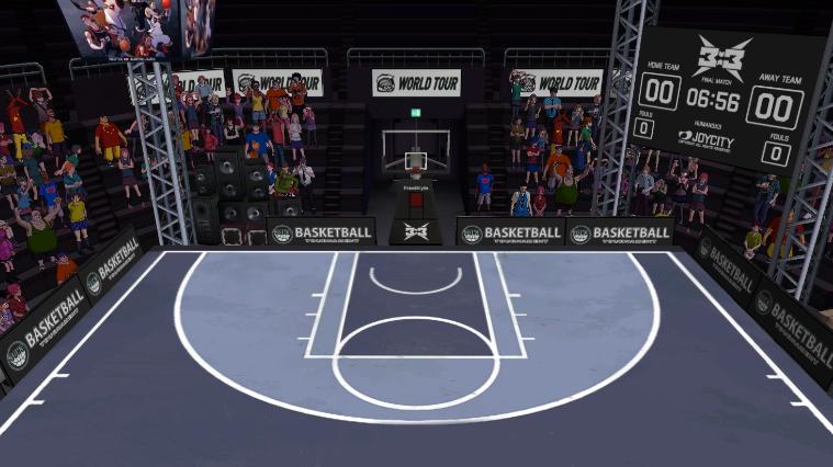 【捕鱼王】超快感 《街头篮球》3X3极速竞技模式上线