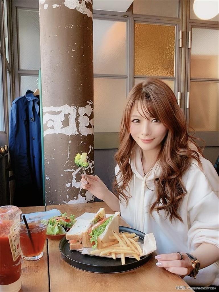 【捕鱼王】硬盘里的那个女孩子,白嫩又美丽的相沢みなみ(相泽南)