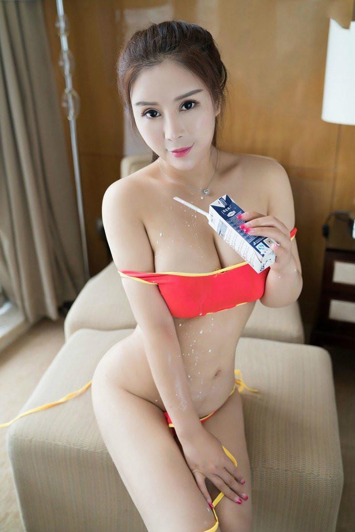 【捕鱼王】MiStar(魅妍社)极品熟妇雪千寻丰满又风骚 上围硕大饱满坚挺傲人