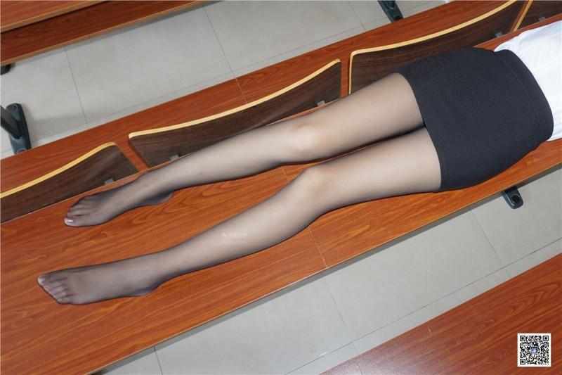 【捕鱼王】妖精视觉  苏苏 职业装的黑丝_袜