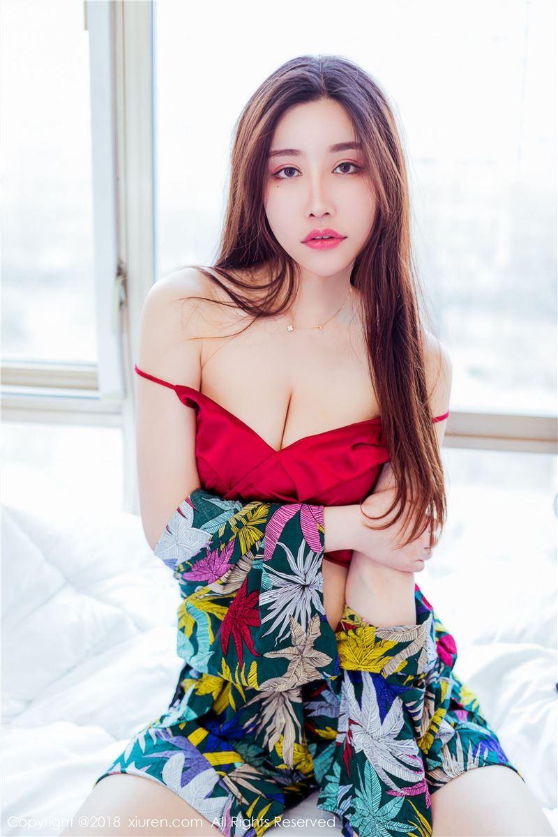 【捕鱼王】[XIUREN秀人网]2018.03.22 No.959 美昕Yumi