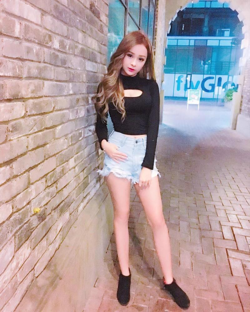 【捕鱼王】网红正妹BabySuki 逆天大长腿性感迷人