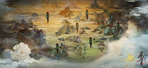 【捕鱼王】《庆余年》手游场景地图一览 深度还原大美余年江山