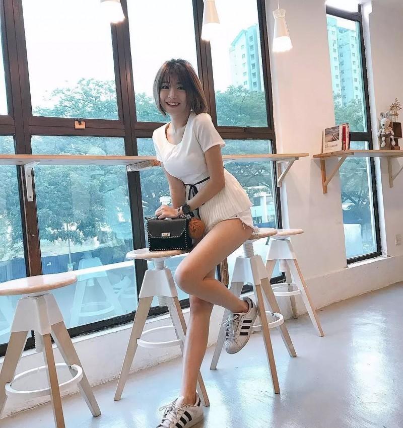 【捕鱼王】今日份妹子@来自马来西亚的小姐姐黄洁琪(MikoWong)