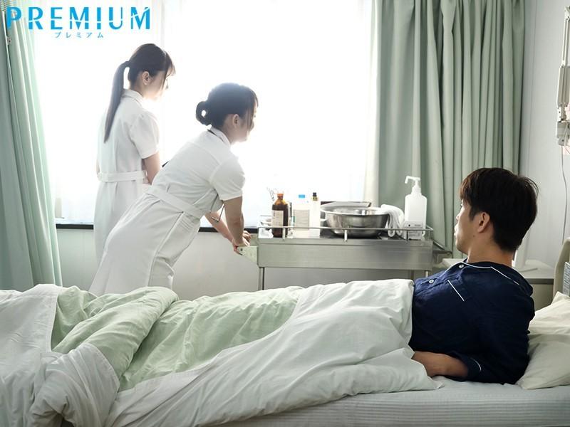 【捕鱼王】PRED-260:一次两个巨乳护士帮你服务,实在是好幸福啊!