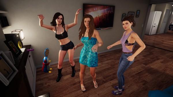 【捕鱼王】成人YouTuber加入《家庭派对》!可以和女神嘿嘿嘿了!