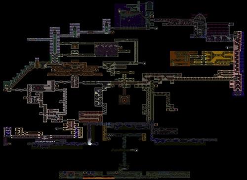【捕鱼王】《月夜狂想曲》初体验:大地图承袭Castlevania横版闯关特色