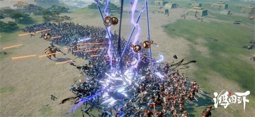 【捕鱼王】UE4引擎打造全立体战场!《鸿图之下》展现烽火连天真三国