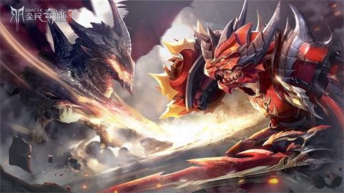 【捕鱼王】《全民奇迹2》荣耀测试即将开启,9月16日众神归位迎战魔王