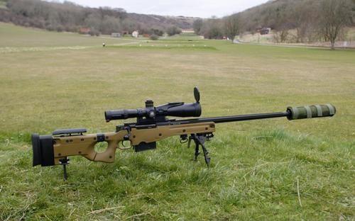 【捕鱼王】英狙击手在1.8公里外1枪毙3名IS士兵