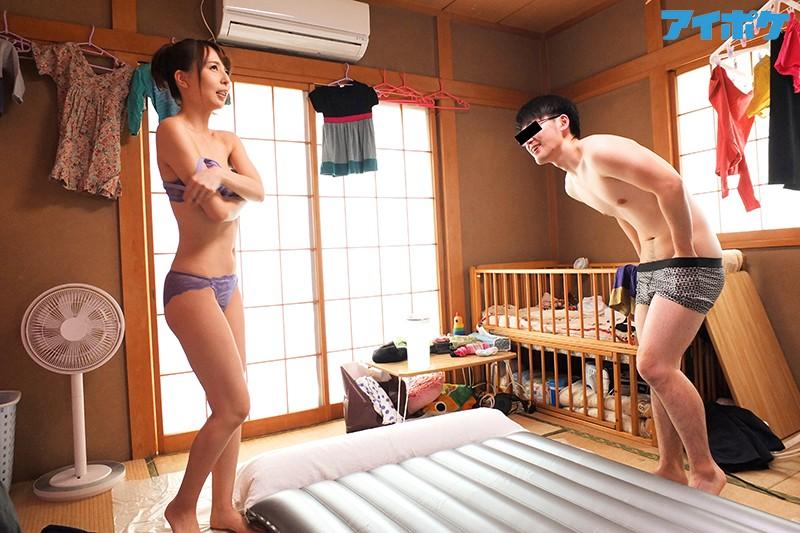 【捕鱼王】IPX-381:混血女神希崎洁西卡在凌乱的家中露出性感身躯.