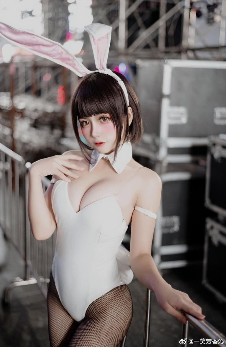 【捕鱼王】广东性感coser一笑芳香沁 呆萌可爱尺度大