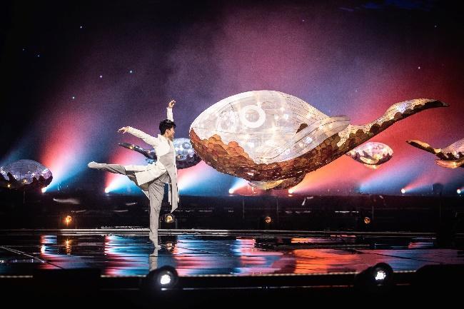 【捕鱼王】黎星再度携手王者荣耀 千灯之约点亮盛典舞台