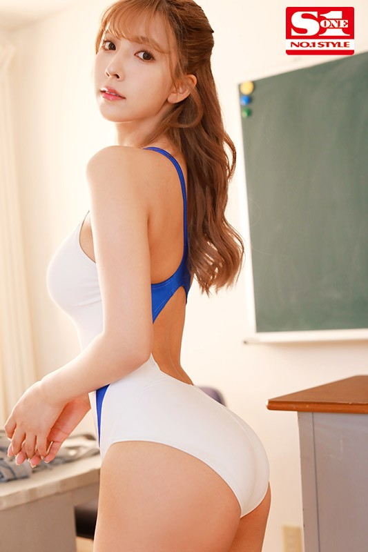 【捕鱼王】F奶快要溢出来!国民偶像「三上悠亜」穿上死库水与学生在泳池「忘情激战」!