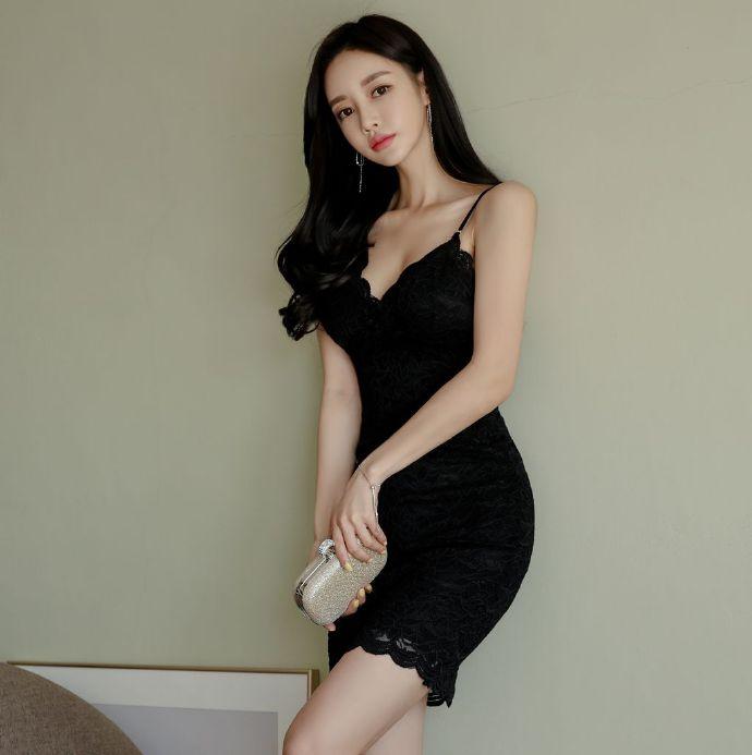 【捕鱼王】韩国性感模特孙允珠 唯美女神气质令人秒恋爱