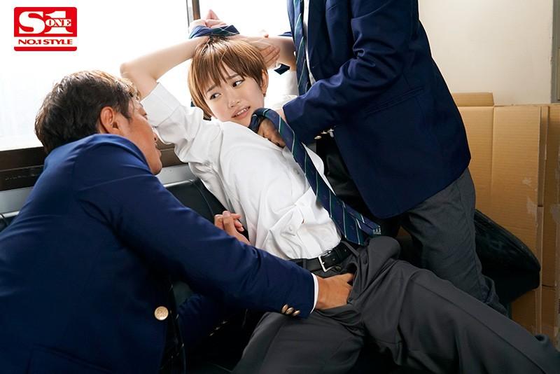【捕鱼王】S1首支男装剧情片!架乃ゆら又被今井勇太捅得吱吱叫!