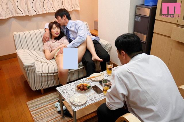 【捕鱼王】MIAE-003:樱井彩和本田岬玩玩夫妻互换,闺蜜一起双飞!