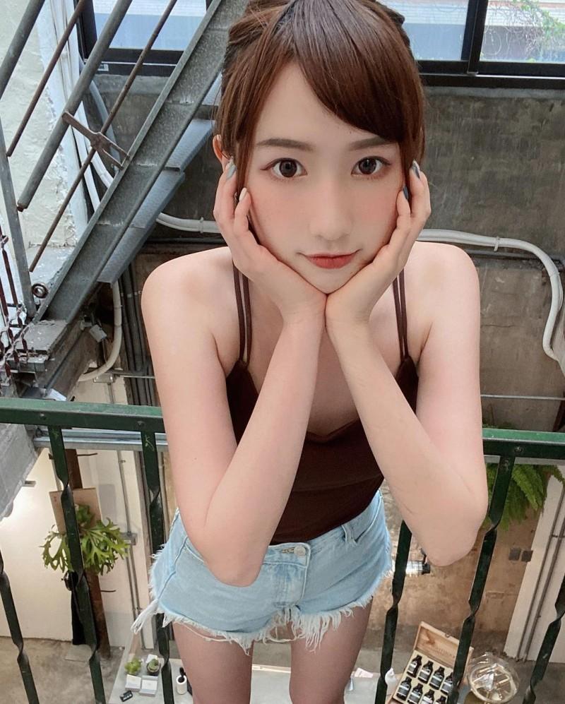 【捕鱼王】甜力爆表!台湾「气质小姊姊」极品脸蛋让人迷恋!那诱惑视角实在有够犯规