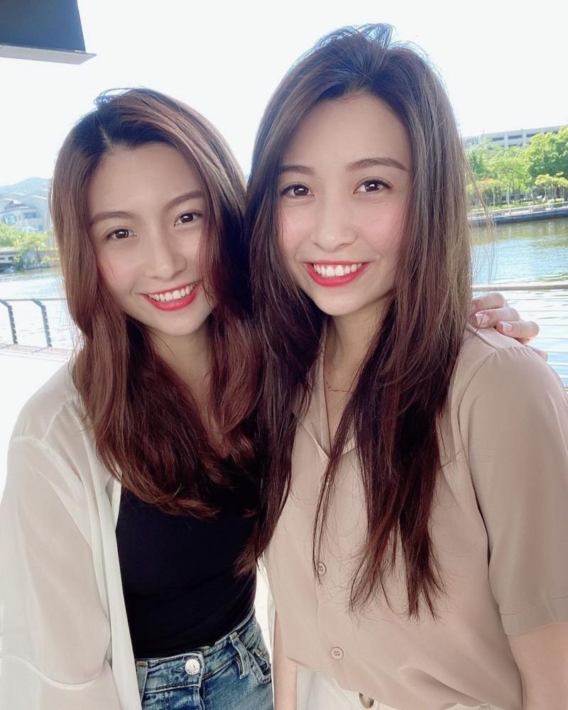 【捕鱼王】超正「双胞胎姐妹」身材一样火辣网友:要看胸口刺青才能分