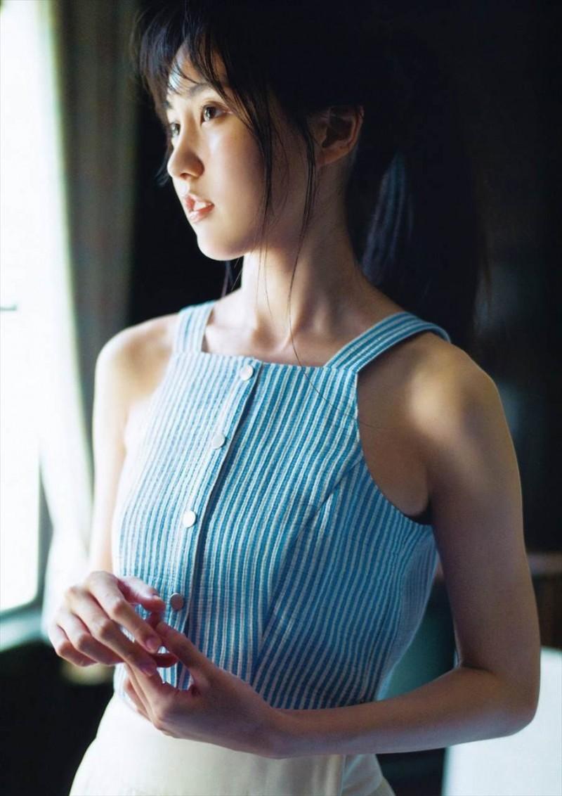 【捕鱼王】乃木坂46次世代王牌「贺喜遥香」神级美貌不输白石麻衣浑身上下都偏散着仙气啊