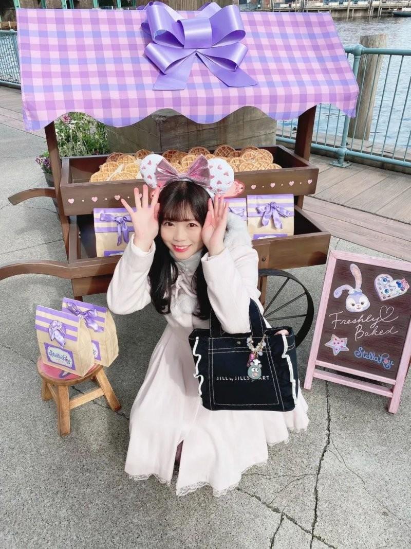 【捕鱼王】S1专属羽咲美晴 羽咲みはる活泼可爱喜欢去迪士尼