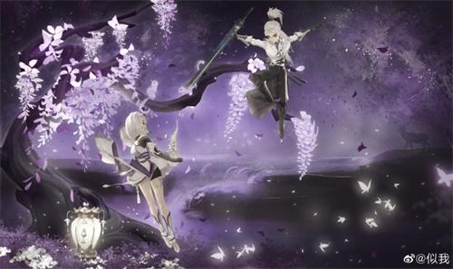 【捕鱼王】《剑网3:指尖江湖》精美同人作品来袭 高绛婷外装实装抢先看