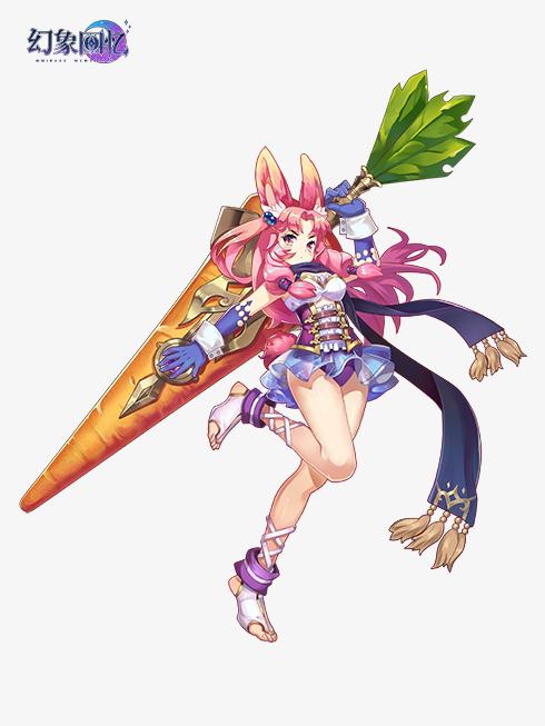 """【捕鱼王】《幻象回忆》穿越时空の她:""""吃我一胡萝卜!"""""""