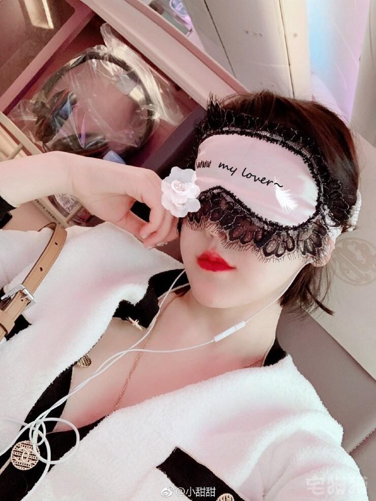 【捕鱼王】微博妹子@小甜甜 甜美的外表下居然藏着凹凸有致的身材!