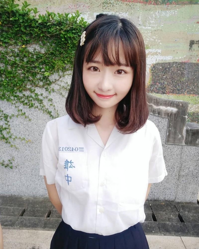 【捕鱼王】爱笑的眼睛!北艺大音乐系女神「林涵钰Ruri」超萌脸蛋让人融化了!
