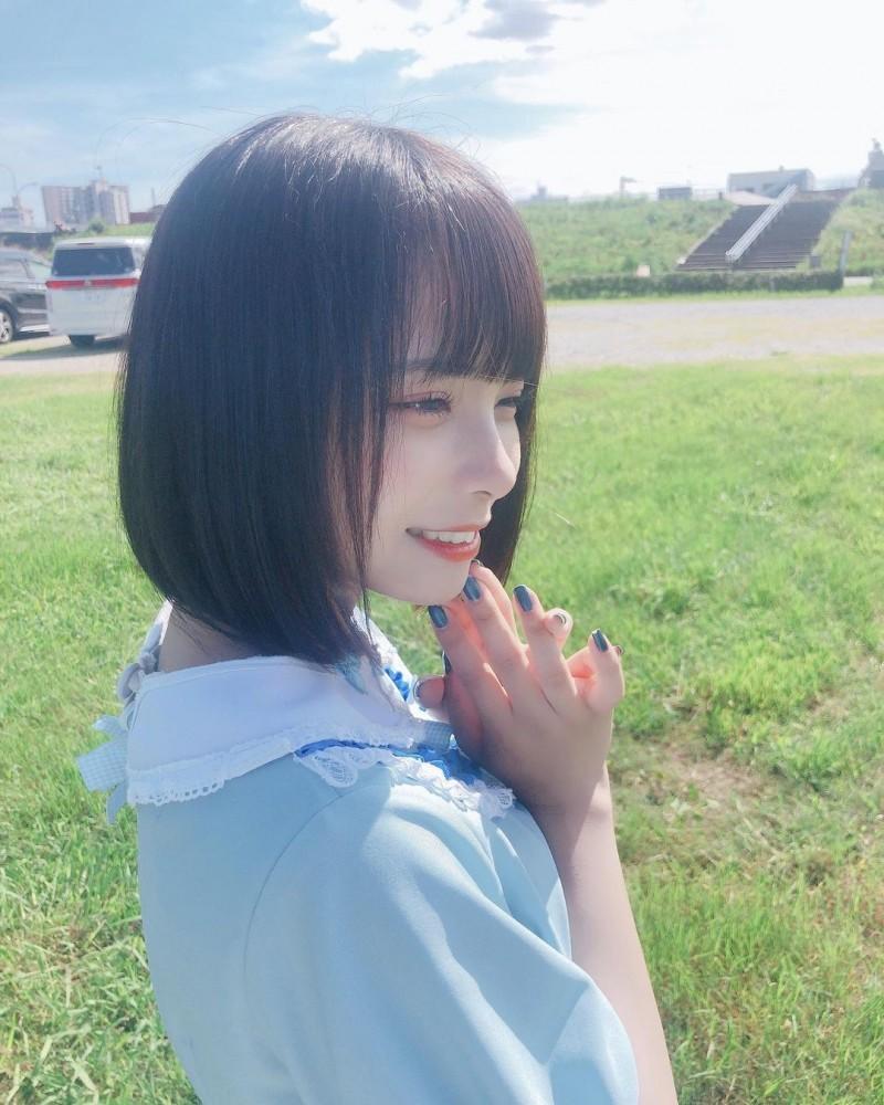 【捕鱼王】短发萝莉偶像「宫崎あみさ」邻家女孩气场妹力满点刚满18岁「青春」散发满满活力