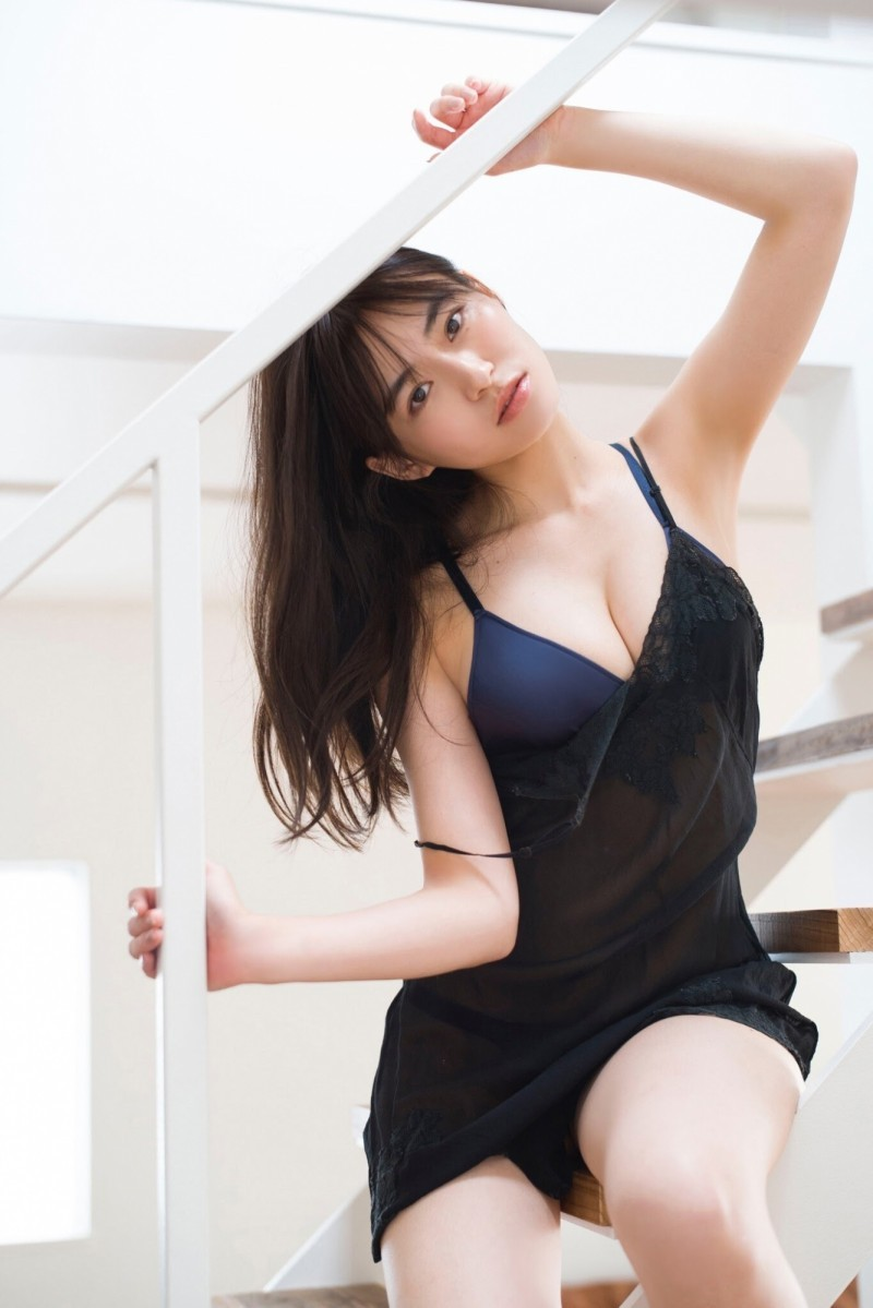 【捕鱼王】建筑界女神「樱田茉央」F 乳出击!斜杠拍写真也照样窜红