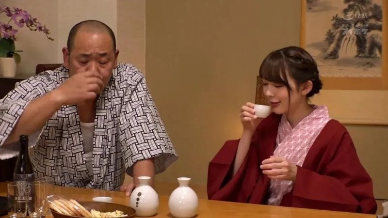 【捕鱼王】岬奈奈美IPX-470 女下属出差酒后讨好中年上司