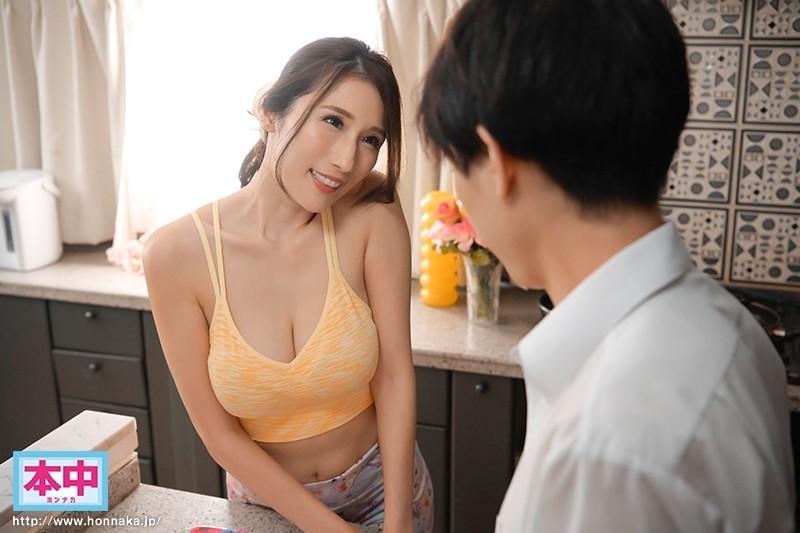 【捕鱼王】Julia2月作品HND-947 寂寞人妻找女儿男朋友下手