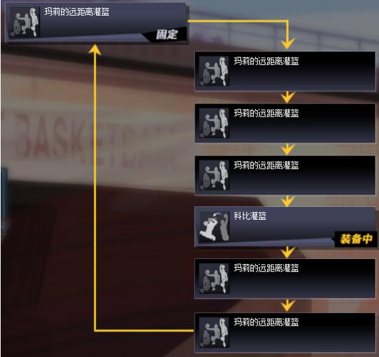 【捕鱼王】《街头篮球》战术Battle 改版后PF的花式技能搭配